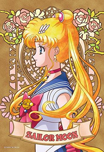 SAILOR MOON-セーラームーン- 「美少女戦士セーラームーンCrystal」 ジグソーパズル 300ピース [300-963]