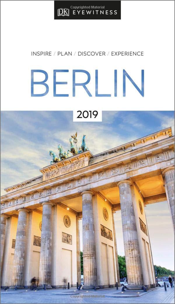 DK Eyewitness Travel Guide Berlin: 2019 Idioma Inglés: Amazon.es ...