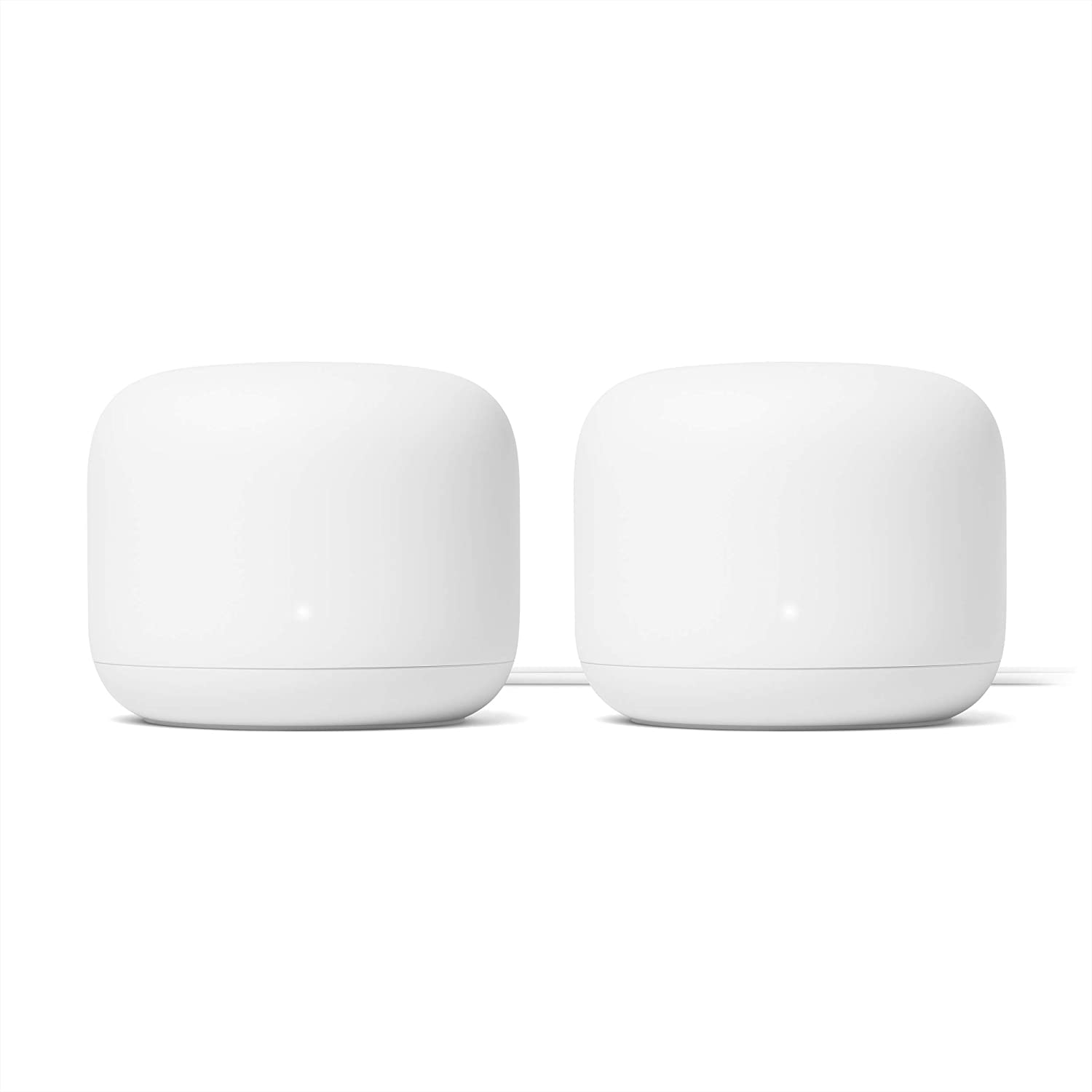 google nest mesh wifi router system for google fiber techswifty