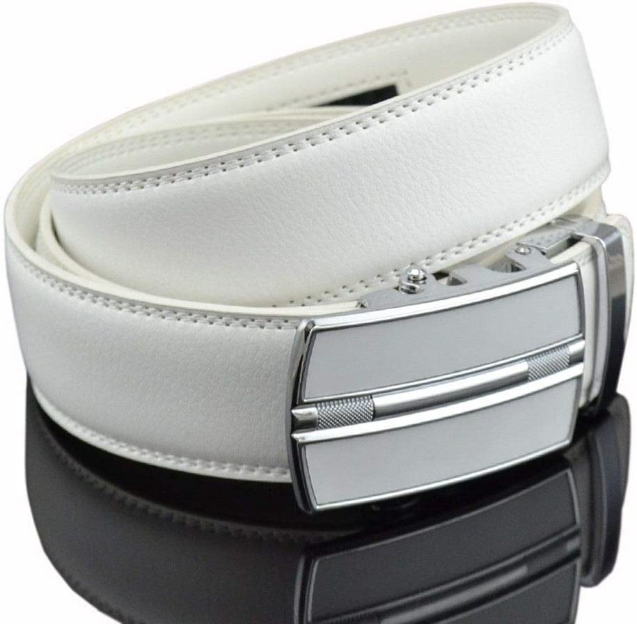 Middle-Aged and Young Peoples Retro Needle Button Belt Rcnry Mens Belt