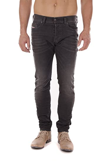 8172cfe0 Diesel Tepphar R9F66 Men's Jeans (Grey, W29/L30): Amazon.co.uk: Clothing