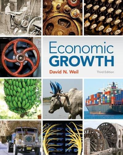 Economic Growth (3rd Edition)