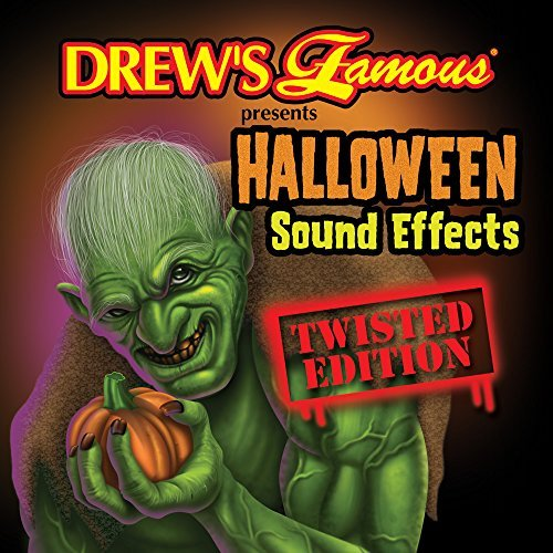 Drew's Famous Halloween Sound Effects: Twisted Edition CD by The Hit Crew ()