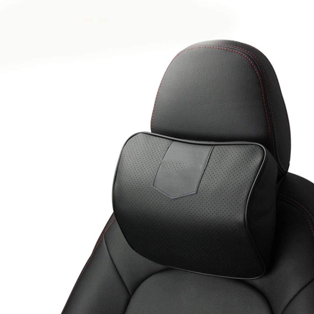 CLCTOIK Auto Nackenkissen F/ür Mercedes AMG ABCES Klasse C180 C200 W204 W205 E W211 W212 W213 ML