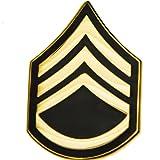 Amazon.com: Sergeant Sgt E5 US Army Rank pin HON14426: Jewelry