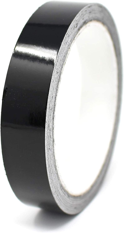"Black Glossy, 1,57/"" Finest Folia Oracal Vinyl Stripe Tape 751 Pinstriping Striping Sticker 33ft Car Motorcycle Bike RC Car Truck Boat Decal"