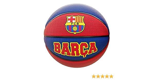 FCB Balon Basket Oficial FC Barcelona: Amazon.es: Deportes y aire ...