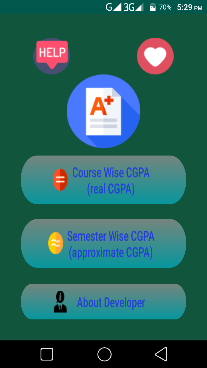 CGPA Calculator: Amazon ca: Appstore for Android