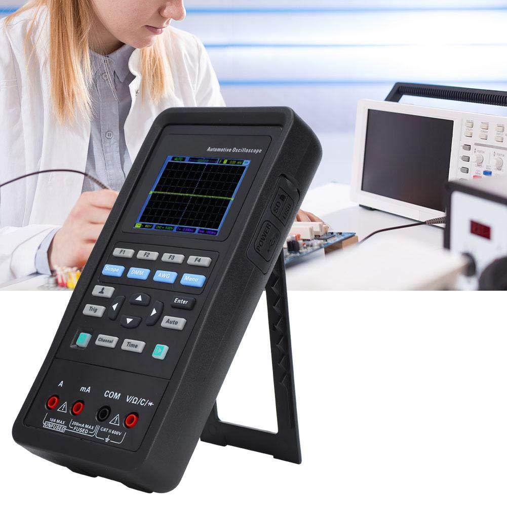 2D82AUTO B Multimeter Multifunktionsoszilloskop f/ür die Reparatur von Kfz-Pr/üfger/äten EU Plug Oszilloskop
