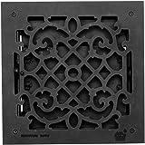 Floor Heat Register Louver Vent Victorian Cast 12 X 12 Duct   Renovator's Supply
