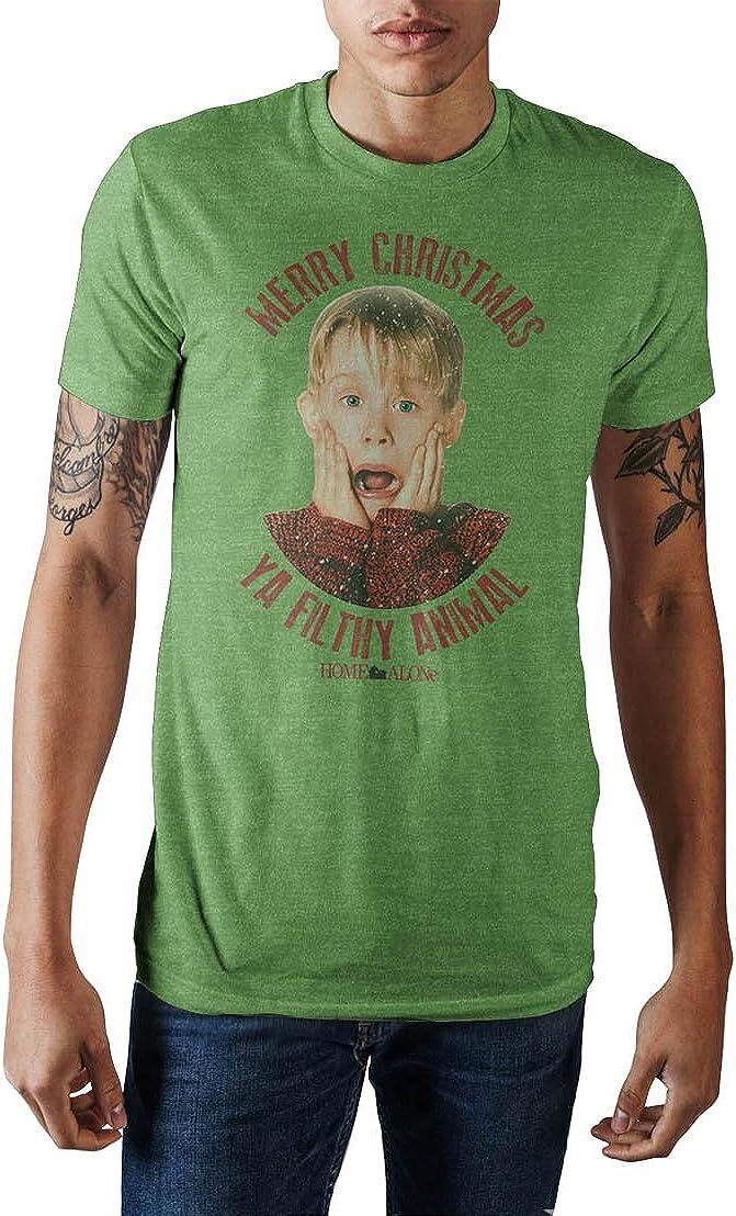 Home Alone Merry Christmas Ya Filthy Animal T-Shirt