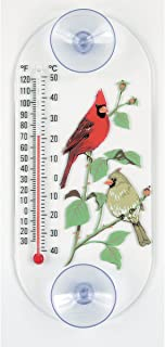 product image for Aspects 062 Cardinal Pair Window Thermometer