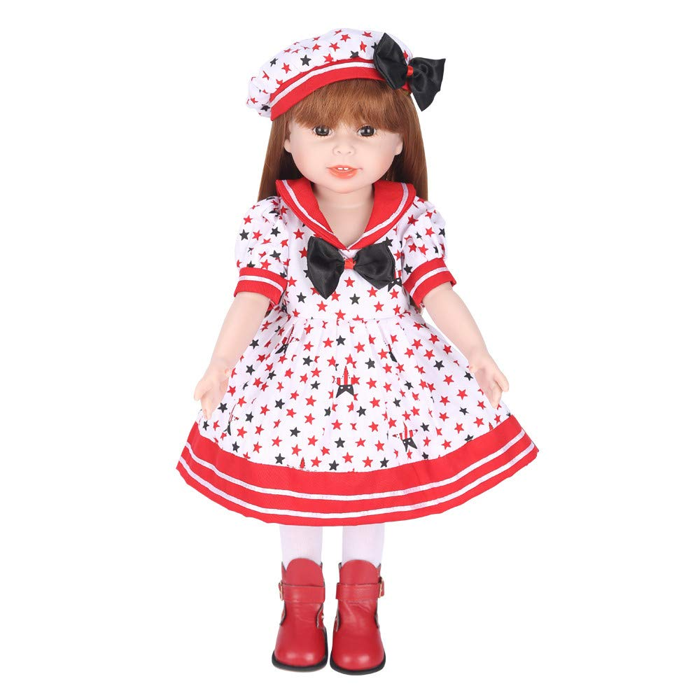 Birdfly Type:5003 Reborn Toddler Smile Baby Doll Sit Lovely Girl Silicone Lifelike Toy 3-7 Days Arrive Ship by DHL