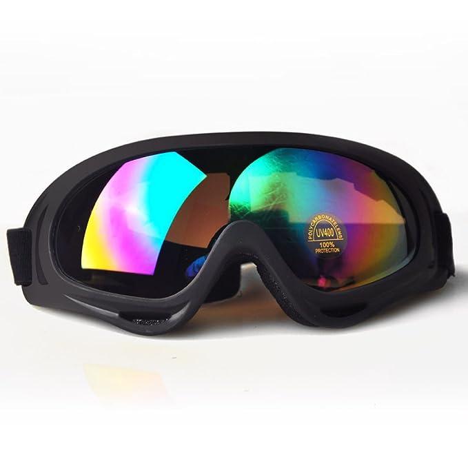 Sport Wind Brille Skispiegel Bergsteigen Radfahren Outdoor Sportspiegel,Multi-colored