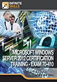 Learning Microsoft Windows Server 2012 Certification Training - Exam 70-410 [Online Code]