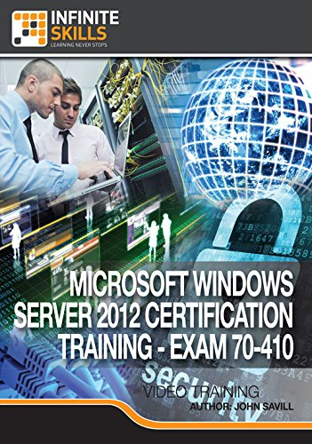 Software : Learning Microsoft Windows Server 2012 Certification Training - Exam 70-410 [Online Code]