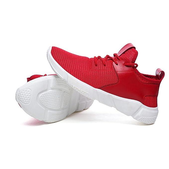 Amlaiworld Zapatos de hombre zapatillas deportes hombre running Zapatos masculinos Casual Zapatos de camuflaje Zapatillas de Senderismo Deportivas Aire ...