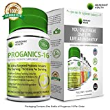 Probiotics - 60 Time Release Pearls - 15X More Effective and 3X the CFU Count than Probiotic Capsules with Patented Delivery Technology - Easy to Swallow Supplement for Woman, Children and Men offers