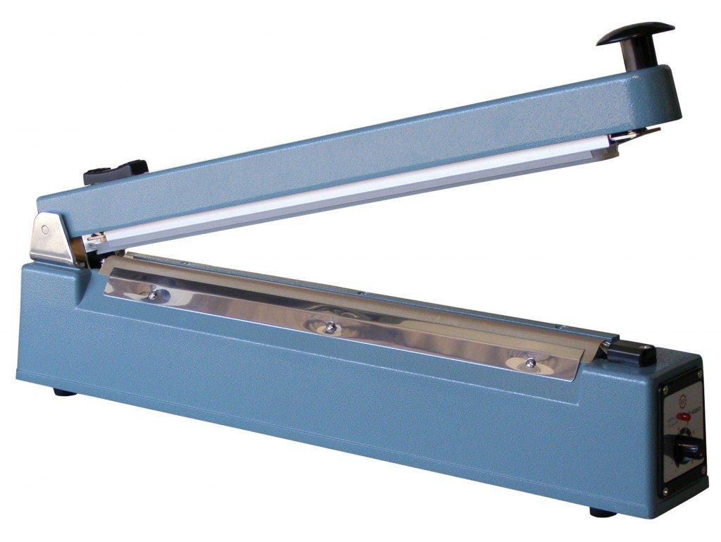 SealerSales KF-500HC 20'' Heat & Bag Sealer w/ Cutter & 2.6mm Seal from ABC Office