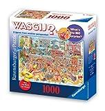 Wasgij Original: High Tide 1000 Piece Puzzle