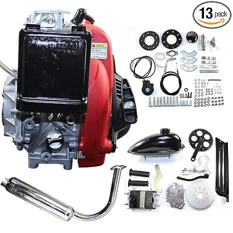 Amazon.com: 49CC Kit de motor de bicicleta motorizado ...