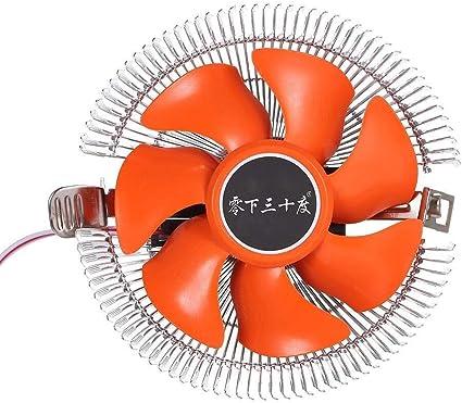 Ventilador de refrigeración de la CPU Ventiladores del ...