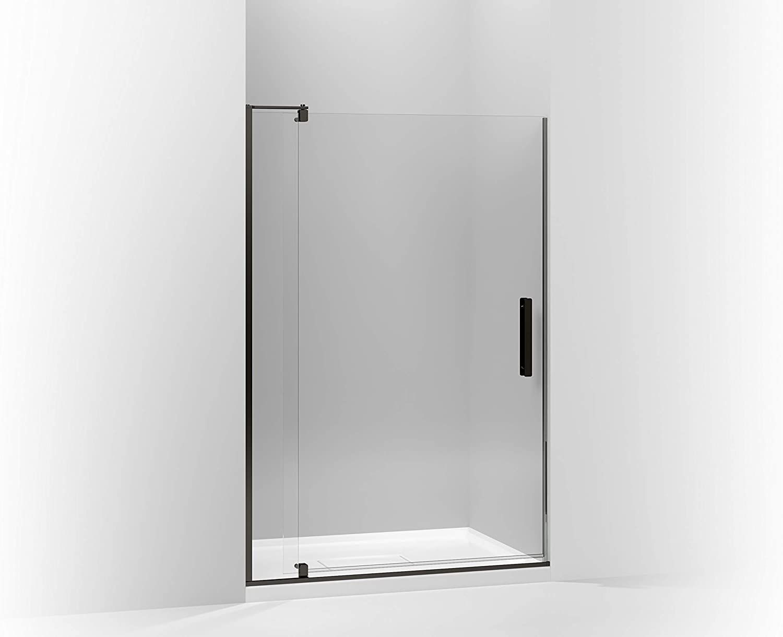 Revel Pivot para mampara de ducha acabado anodizado: Bronce oscuro: Amazon.es: Hogar