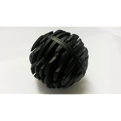 100Bio Balles avec éponge en maille Sac