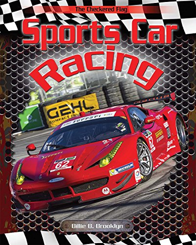 Sports Car Racing (The Checkered Flag) by Powerkids Pr
