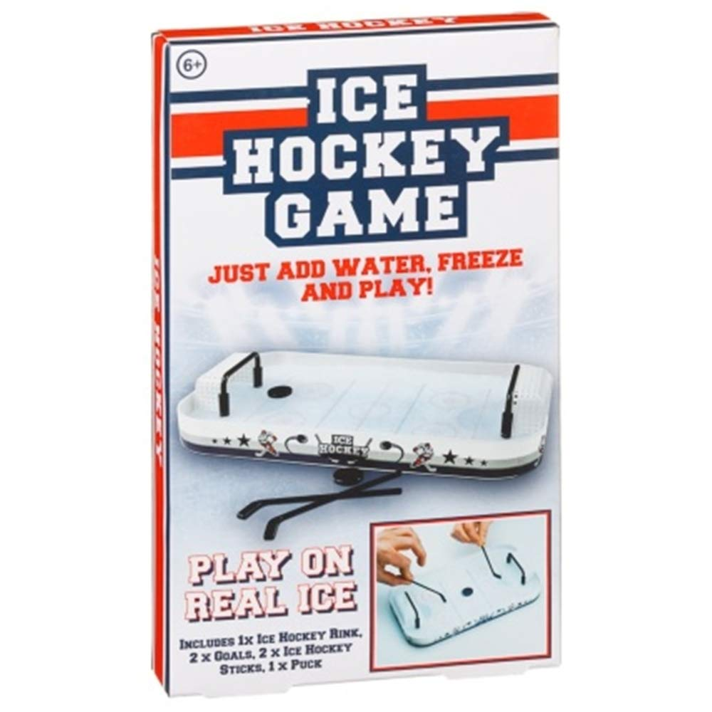 scotrade Arena Mini Ice Hockey Game Real Ice Surface Top Fun Kid's Game.