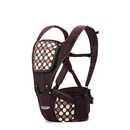 Colorland Hipseat carrito de bebé Cintura transpirable ergonómico ...