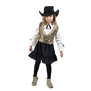 Limit Sport- Vaquera Jenny, disfraz infantil, 6 (MI091: Amazon.es ...