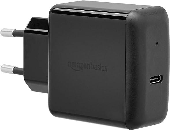 Amazon Basics Typ C Wandladegerät Mit Power Delivery Elektronik