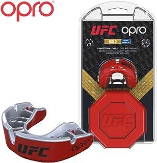 Opro Paradenti UFC per MMA, Boxe, Arti Marziali, e Altri Sport di Combattimento–18Mesi di Garanzia Dentale e Altri Sport di Combattimento-18Mesi di Garanzia Dentale