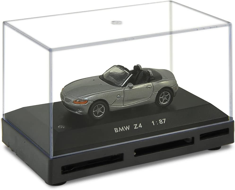 Silver 1:87 Die Cast Metal BMW Z4 All-in-One USB Card Reader