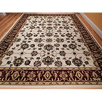 big area rugs for living room. New Large Rugs Cream Area Rug Living Room 8x10 Clearance Under 100 Allover  Design Traditional Persian Amazon com 8x11 For Red