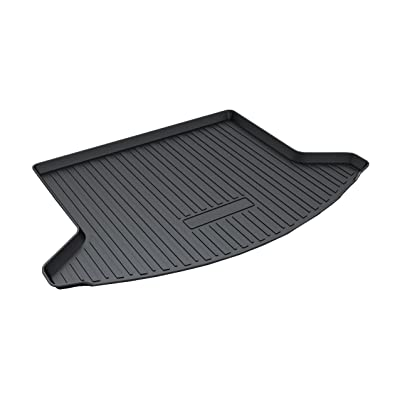 Vesul Rear Trunk Cargo Cover Boot Liner Tray Carpet Floor Mat Compatible with Mazda CX-5 CX5 2020 2020 2020 2020: Automotive