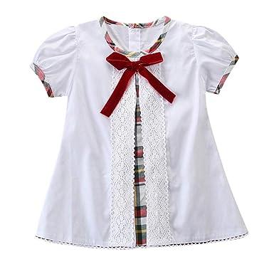 Luckycat Bebes Vestido Elegant Princesa Cumpleaños Partido Boda ...