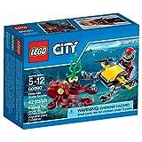 LEGO City Deep Sea Scuba Scooter 60090 Regoshiti deep sea scuba scooter [parallel import goods]