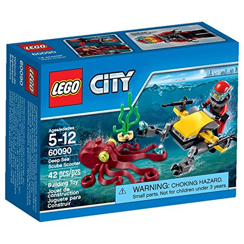 LEGO City Deep Sea Scuba Scooter 60090 Regoshiti deep sea sc