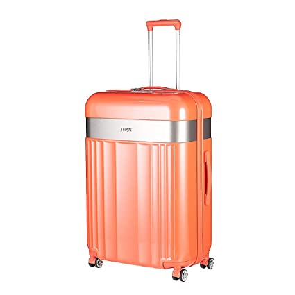 3434796eb TITAN Spotlight Flash 4W Trolley L Cape Coral: Amazon.co.uk: Luggage