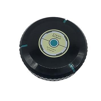 Banbie8409 Aspirador Inteligente Planta automática Suciedad Polvo de Limpieza en seco húmedo Robot Equipo de Barrido Negro Robot de Barrido Inteligente: ...