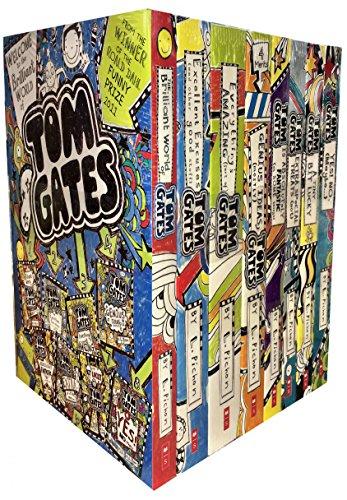 Tom Gates 8 Book Set Sppecial - Gates Eight
