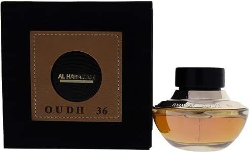 Al Haramain Oudh 36, 75 ml, Multicolor, 2.5 Ounce (AHP1181)