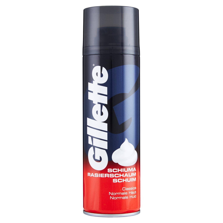 Gillette Classic Schiuma Da Barba classica -  3 x 300 ml Procter & Gamble 302733