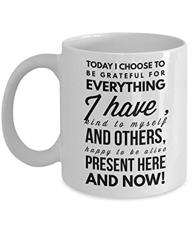 Amazon Com Mugs With Quotes Funny Inspirational Coffee Mugs