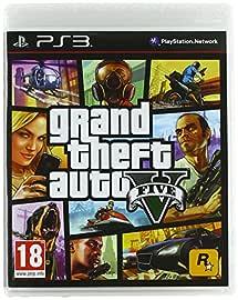 Grand Theft Auto 5 (PS3) (UK)