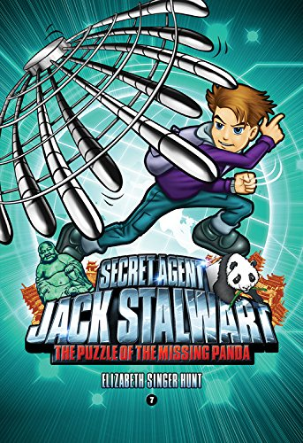 Giants Agent Series (Secret Agent Jack Stalwart: Book 7: The Puzzle of the Missing Panda: China (The Secret Agent Jack Stalwart Series))