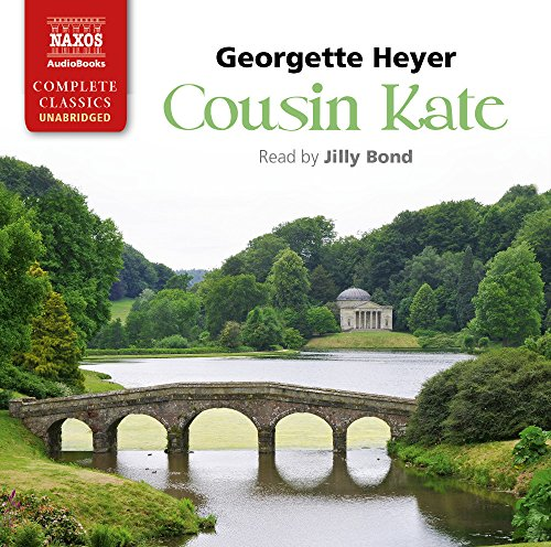Cousin Kate by Naxos AudioBooks