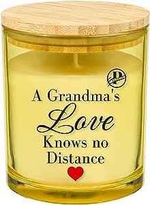 Priemier Grandma Candle - A Grandma's Love Knows no Distance (Vanilla)